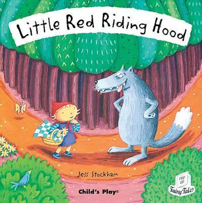 Little Red Riding Hood By Stockham, Jess (ILT)